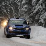 PWRC Rally Sweden 2011