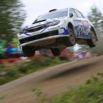 PWRC Neste Oil Rally Finland
